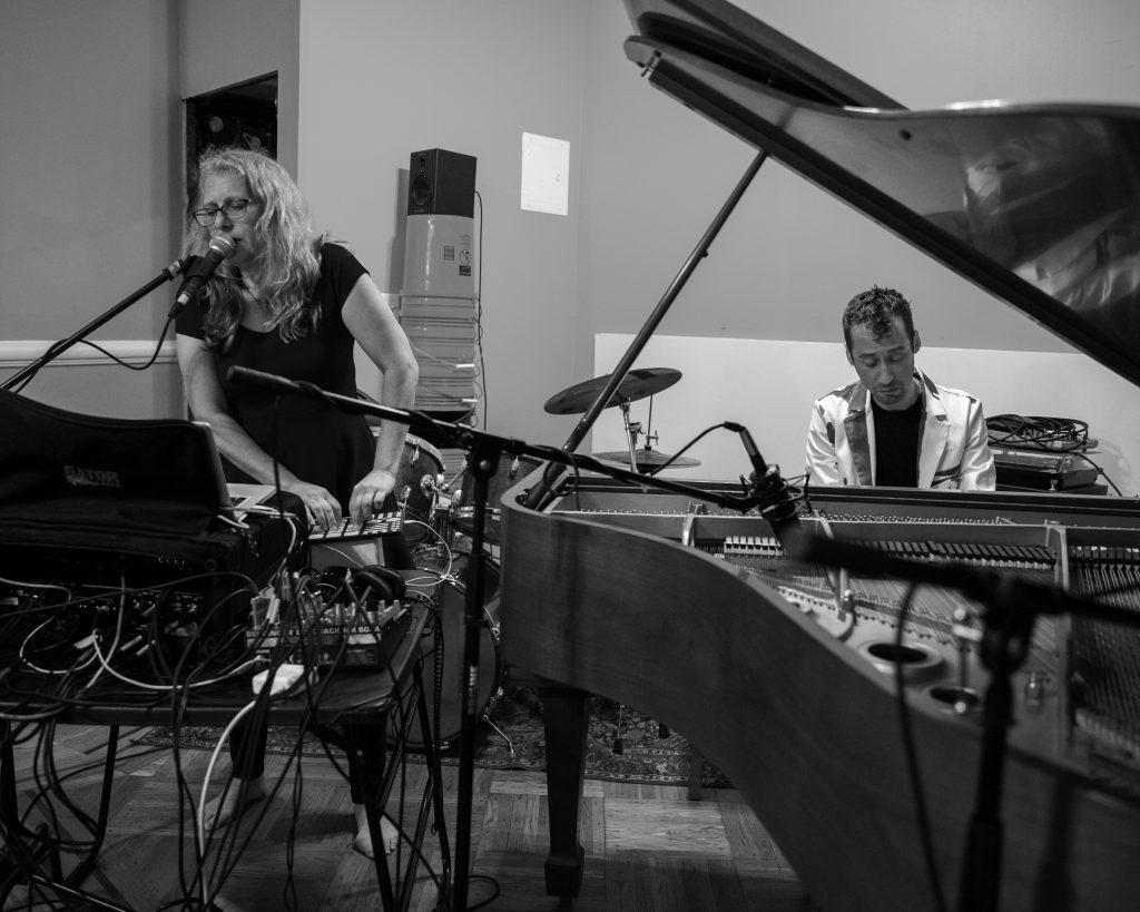 Gordon Beeferman & Dafna Naftali - SOUP & SOUND 09-09-17
